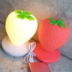 딸기 LED 램프