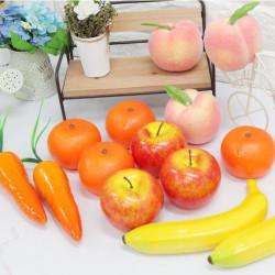 진짜같은 과일